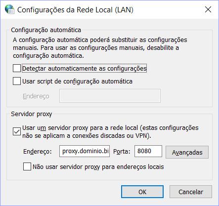 Utilizando proxy corporativo com Python requests, Git, Mercurial